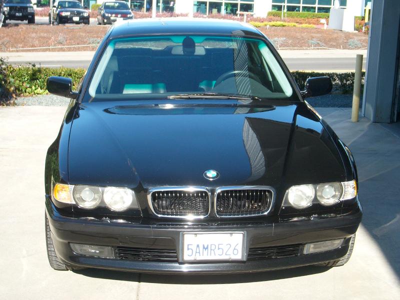 2001 BMW 740i - Moran Motosport