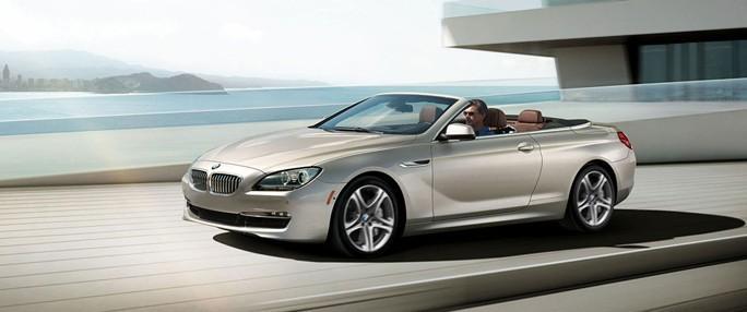 Gold BMW