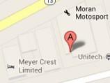 Moran Motosport map